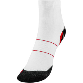 Rohner Silver Runner L/R II Socks white